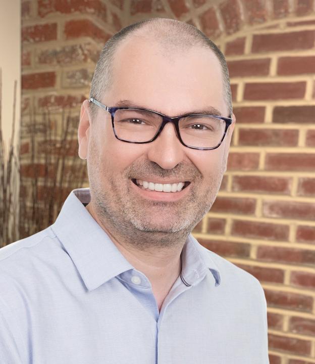 Laurent Besancon Headshot